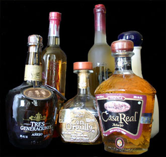 well known tequila brands